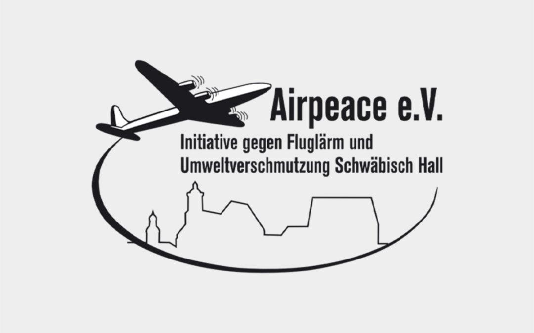 Bericht Haller Tagblatt Ein Flugzeug soll dem anderen den Weg abgeschnitten haben